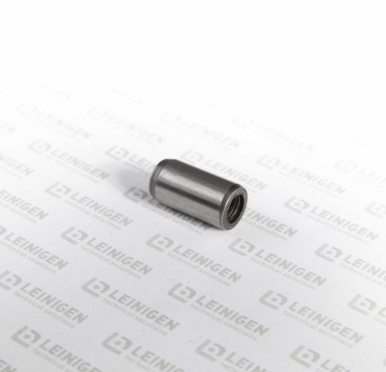 Zylinderstifte mit Passung m6 und Innengewinde DIN 7979 / DIN EN ISO 8735