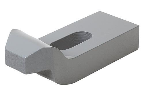 Spaneisen gekröpft DIN 6316 Stahl