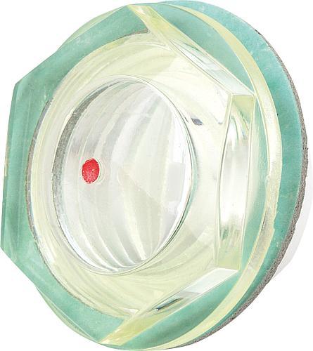 Ölschauglas einfach, Form B